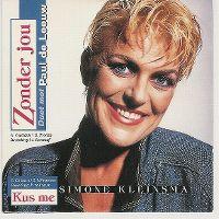 Cover Simone Kleinsma & Paul de Leeuw - Zonder jou