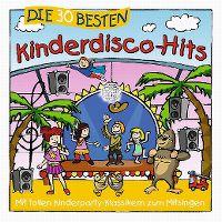 Cover Simone Sommerland, Karsten Glück & die Kita-Frösche - Die 30 besten Kinderdisco-Hits