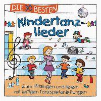 Cover Simone Sommerland, Karsten Glück & die Kita-Frösche - Die 30 besten Kindertanzlieder