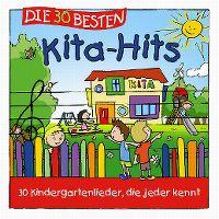 Cover Simone Sommerland, Karsten Glück & die Kita-Frösche - Die 30 besten Kita-Hits