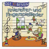 Cover Simone Sommerland, Karsten Glück & die Kita-Frösche - Die 30 besten Kniereiter- und Fingerspiellieder