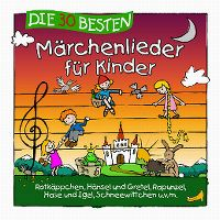 Cover Simone Sommerland, Karsten Glück & die Kita-Frösche - Die 30 besten Märchenlieder für Kinder