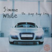 Cover Simone White - The Beep Beep Song