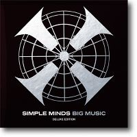 Cover Simple Minds - Big Music
