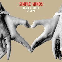 Cover Simple Minds - Black & White 050505