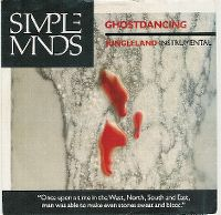 Cover Simple Minds - Ghostdancing