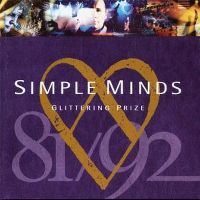 Cover Simple Minds - Glittering Prize 81/92
