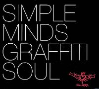 Cover Simple Minds - Graffiti Soul