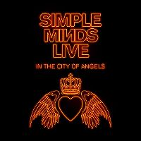 Cover Simple Minds - Live In The City Of Angels