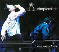Cover Simple Minds - One Step Closer