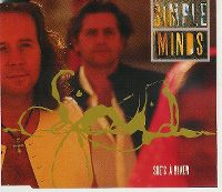 Cover Simple Minds - She's A River