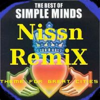 Cover Simple Minds - Theme For Great Cities