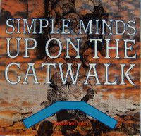 Cover Simple Minds - Up On The Catwalk