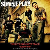 Cover Simple Plan - Grow Up