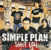 Cover Simple Plan - Shut Up!