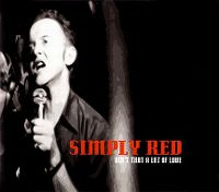 Cover Simply Red - Ain't That A Lot Of Love