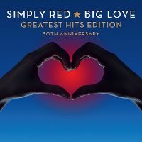 Cover Simply Red - Big Love