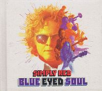 Cover Simply Red - Blue Eyed Soul