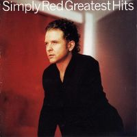 Cover Simply Red - Greatest Hits