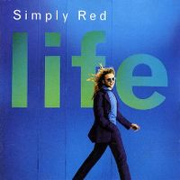 Cover Simply Red - Life