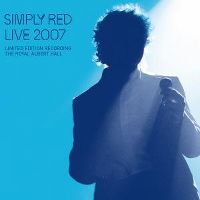Cover Simply Red - Live 2007