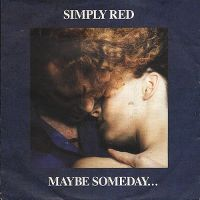 Cover Simply Red - Maybe Someday...