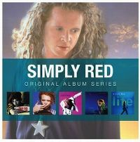 Cover Simply Red - Original Album Series