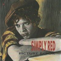 Cover Simply Red - Picture Book