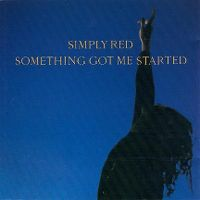 Cover Simply Red - Something Got Me Started