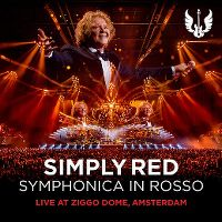 Cover Simply Red - Symphonica In Rosso - Live At Ziggo Dome, Amsterdam