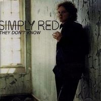 Cover Simply Red - They Don't Know