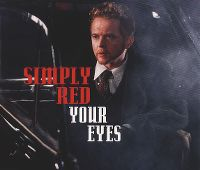 Cover Simply Red - Your Eyes