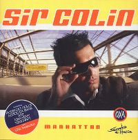 Cover Sir Colin - Manhattan (Scratch Da House)