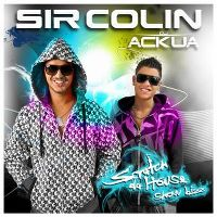 Cover Sir Colin / DJ Ackua - Scratch Da House Show Bizz