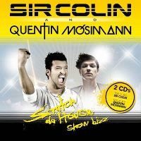Cover Sir Colin and Quentin Mosimann - Scratch Da House Show Bizz