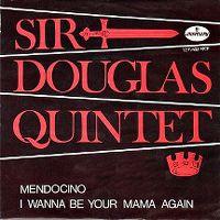 Cover Sir Douglas Quintet - Mendocino