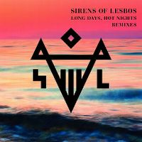 Cover Sirens Of Lesbos - Long Days, Hot Nights