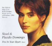Cover Sissel & Plácido Domingo - Fire In Your Heart