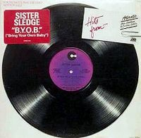 Cover Sister Sledge - B.Y.O.B. (Bring Your Own Baby)