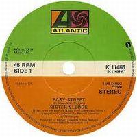 Cover Sister Sledge - Easy Street
