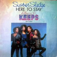 Cover Sister Sledge - Here To Stay