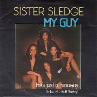 Cover Sister Sledge - My Guy