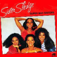 Cover Sister Sledge - Super Bad Sisters