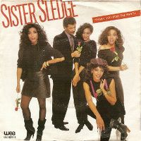 Cover Sister Sledge - Thank You For The Party