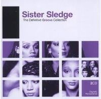 Cover Sister Sledge - The Definitive Groove Collection