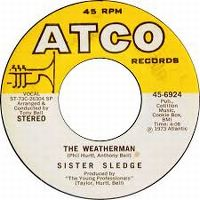 Cover Sister Sledge - The Weatherman