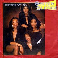 Cover Sister Sledge - Thinking Of You