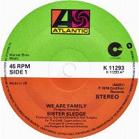 Cover Sister Sledge - We Are Family