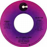 Cover Sister Sledge & David Simmons - All The Man That I Need