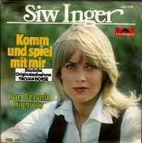 Cover Siw Inger - Komm und spiel mit mir